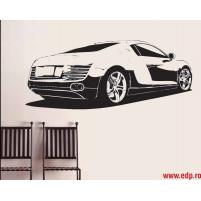 Sticker decorativ Audi R8